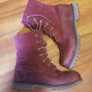 BOGO FREE 🔥 Fleece lined Timberland Boots